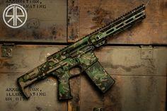 Tactical Packs, Tactical Gear, Ar Pistol, Colt 1911, Gun Art, Shooting Gear, Firearms, Shotguns, Custom Guns