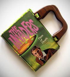 make a book into a handbag! Should we call it a handbook?