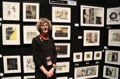 Susan Hurrell-Fieldes - SAW artist NZ Art Show 2013
