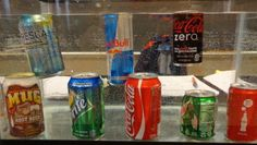 Diet Soda Floats!!