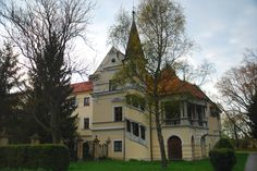 Slovakia, Stupava - Manor-house