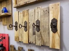 pallet shelf diy ideas
