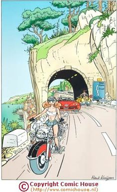 ComicHouse   illustration   2d   Henk Kuijpers Franka