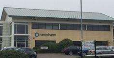 Nanopharm - over a number of phases we have installed several new lab solutions.