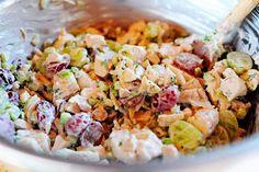 chicken salad - The Pioneer Woman