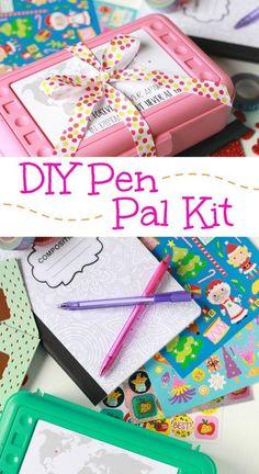 Pen Pal Kit - The Lucky Pear