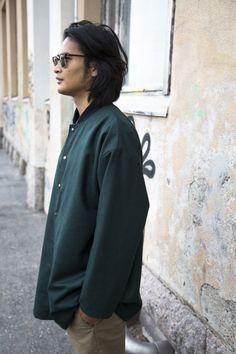 AW15 - Mori Collective   Pic: www.ainohuotari.com