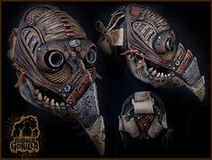 Why Is Steampunk Plagued by Plague Doctors? « Steampunk R&D #steampunk http://www.randallchambers.com