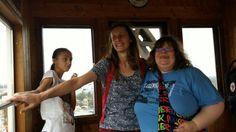 Natascha, Martina and me