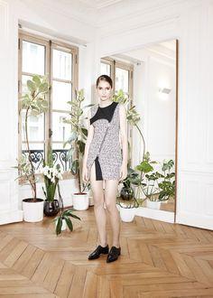 Bouchra Jarrar Ready To Wear Fall Winter 2015 Paris