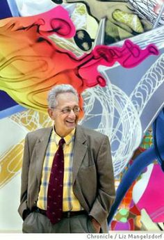 article on Frank Stella from SFgate
