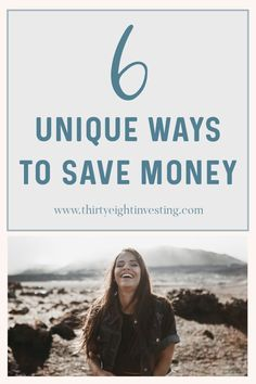 Learn about 6 unique ways to save money this month, and 1 important tips to stay within your budget! | ThirtyEight Investing Ways To Save Money, Money Saving Tips, Money Tips, Finance Books, Money Today, Managing Your Money, Budgeting Money, Personal Finance, Making Ideas