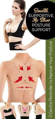 8763a9e39d774 7 Best Back Posture Corrector images