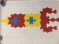 Preschool, Puzzle, Mini, Boys, Crafts, Home Decor, Beads, Projects, Building Block Games