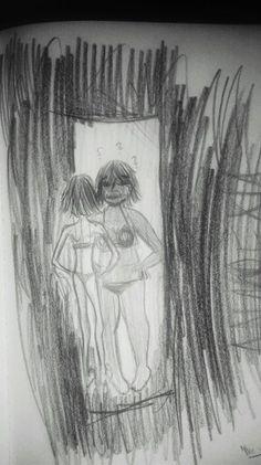 Old sketch i found in an old sketchbook ..