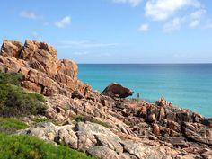 Castle Beach Western Australia