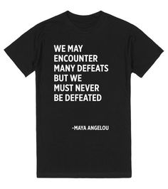 Dr. Angelou  | T-Shirt | Front