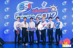 GOT7 Exclusive interview with EST