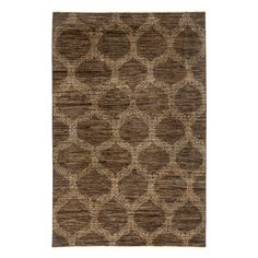 """Nature Collection Oriental Rug, 6'4"""" x 9'8"""""""