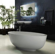 Rifra egg shaped bathtub bathroom collection,