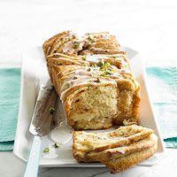 Overnight Pull-Apart Cinnamon Loaf