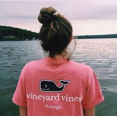 Vineyard vines and buns... At the beach... Yes please!