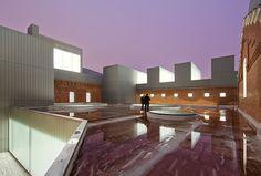 Palencia CULTURAL CENTER // EXIT ARCHITECTS + EDUARDO DELGADO ORUSCO
