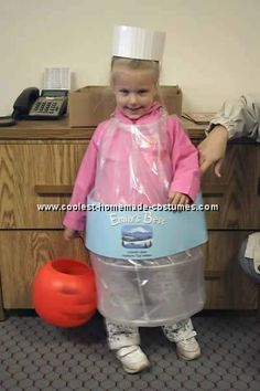 water bottle halloween costume ideas for kids - Unique Boy Halloween Costume Ideas