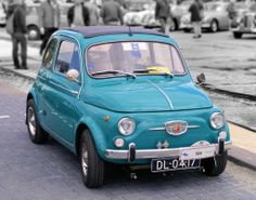 1961 - Fiat Nuova 500D