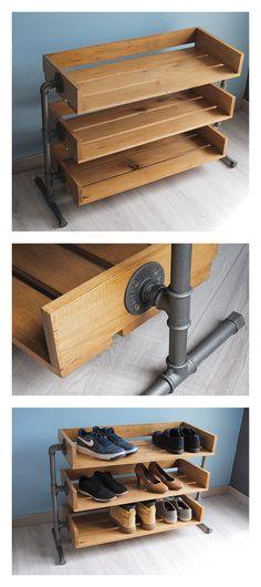 Shoe Rack DIY