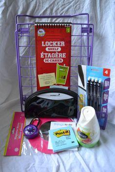 21 ideas middle locker organization fun for 2019 Middle School Lockers, Middle School Supplies, Middle School Hacks, School Kit, Make School, Life Hacks For School, Diy School Supplies, Locker Supplies, High School