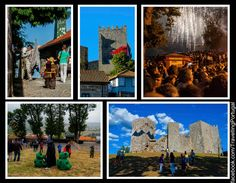 Algunas fotos de la Sexta Feira 13 de Montalegre | Turismo en Portugal (shared via SlingPic)