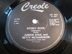 Junior Soul & Betty Richardson