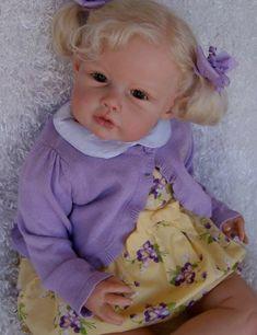 Reborn Toddler, Toddler Dolls, Child Doll, Reborn Babies, Girl Dolls, Dolls Dolls, Teddy Bear Toys, Teddy Bears, Reborn Nursery