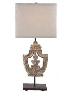 Lamp for console