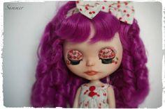 Custom Blythe Doll OOAK ''Summer'' by TwinkleToeBlythes on Etsy
