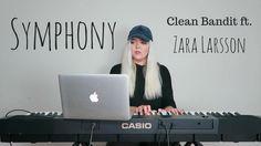 Clean Bandit Symphony Feat Zara Larsson Emma Heesters