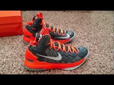 Nike KD V BHM (Unboxing) & (Review) (HD)
