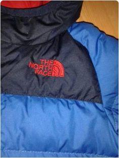 Kombineza THE NORTH FACE Down Winter Coat Snowsuit Pram Bag Bunting velikost NEWBORN 0-3mesice... z bazaru