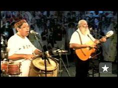 """""""Maracangalha"""", de Dorival Caymmi - Jica y Turcão no Estúdio Showlivre 2008 - YouTube"""