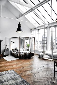 Interior Design | 20 Dreamy Loft Apartments That Blew Up Pinterest