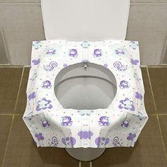 Sevibaby ROT Kindertoilette Töpfchen Toilette Lerntöpfchen Toilettentrainer  66