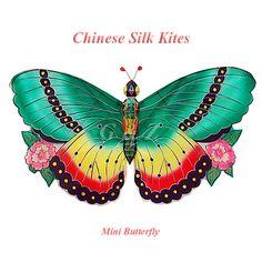 Butterfly Kites: Silk, Nylon, Paper - Wholesale Chinese Kites
