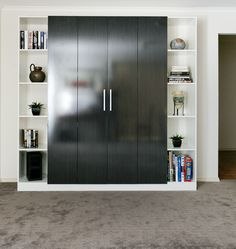 A lounge room cabinet with an amazing function:
