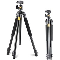 59.99$  Watch here - http://alih23.worldwells.pw/go.php?t=32689072734 - QZSD Q308 Aluminum Portable Tripod with  Ball Head Portable Detachable Changeable Traveling for Canon Nkion SLR Camera Camcorder 59.99$
