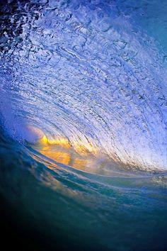 Waves ॐ Bali Floating Leaf Eco-Retreat ॐ http://balifloatingleaf.com ॐ