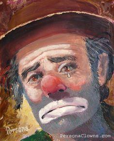 La théorie du tout: Le clown