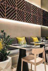 Image result for fast food restaurant wall design