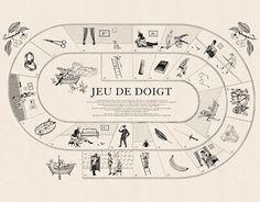다음 @Behance 프로젝트 확인: \u201cJeu Doigt\u201d https://www.behance.net/gallery/25273795/Jeu-Doigt