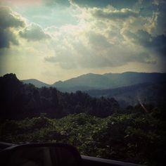 Kentucky mountains